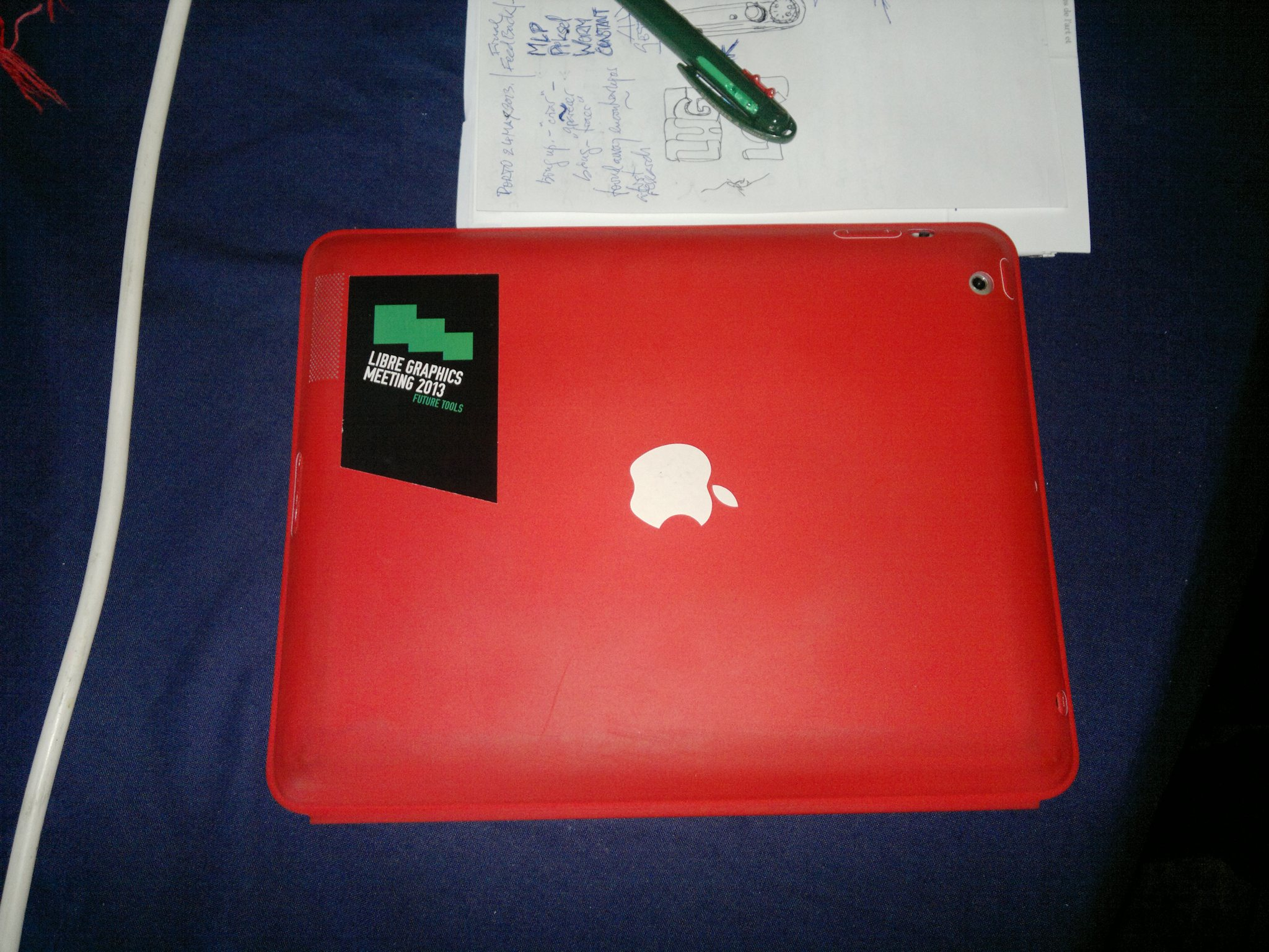 Luis: Apple iPad