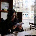 Olia Lialina reading the Manifestos